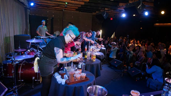 The Devour Bartending Competition returns Feb. 28 to