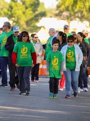 Organizers hope to raise $10,000 through the Hike for
