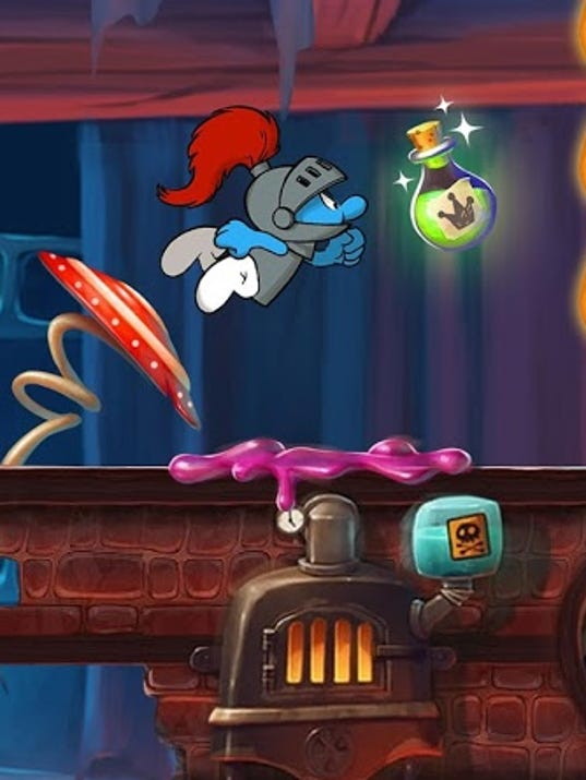 Smurfs-Epic-Run