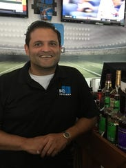 "Jason Bhimji owns Big 10 Tavern in Cape Coral. ""I've"