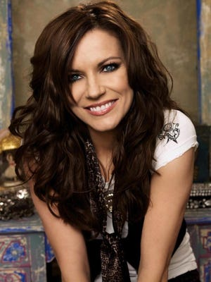 Martina McBride will perform at 7:30 p.m. Thursday at the Montgomery Performing Arts Centre.