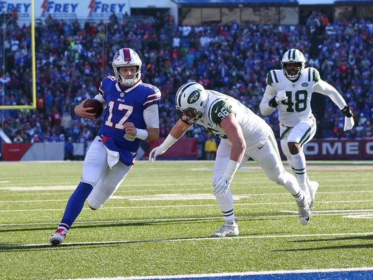 4 strange stats from Jets' Week 14 win over Bills