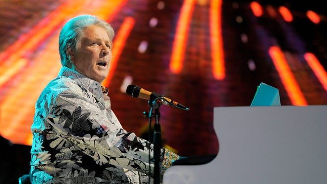 Brian Wilson will play the Fox on Sept. 30.