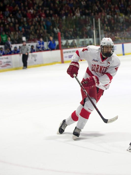 Cornell Men's Ice Hockey vs Alabama-Huntsville