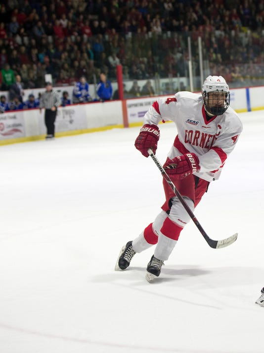 Cornell Men's Ice Hockey vs Alabama-Huntsville