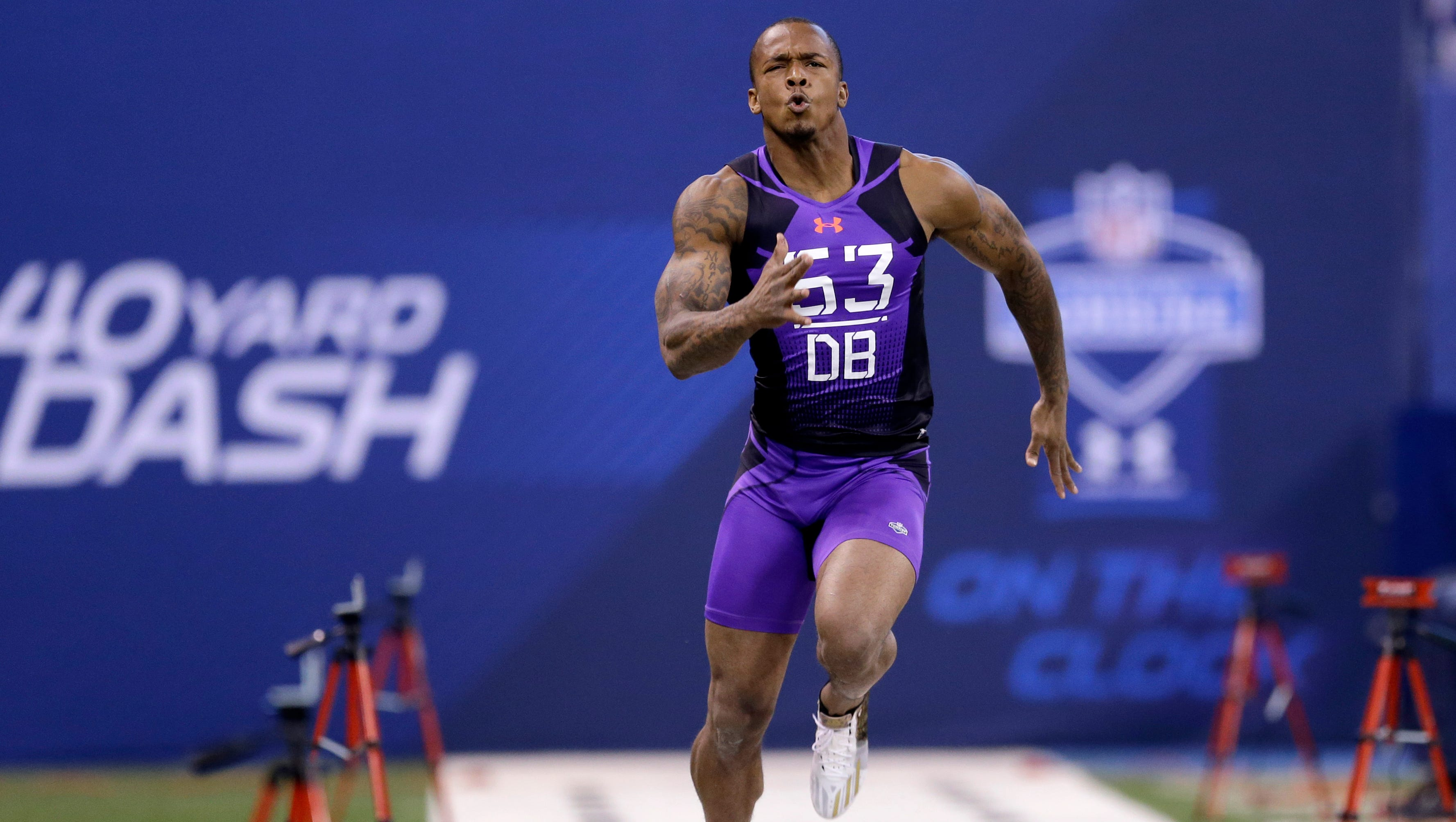 nfl draft diary  sick at combine  fsu u0026 39 s p j  williams