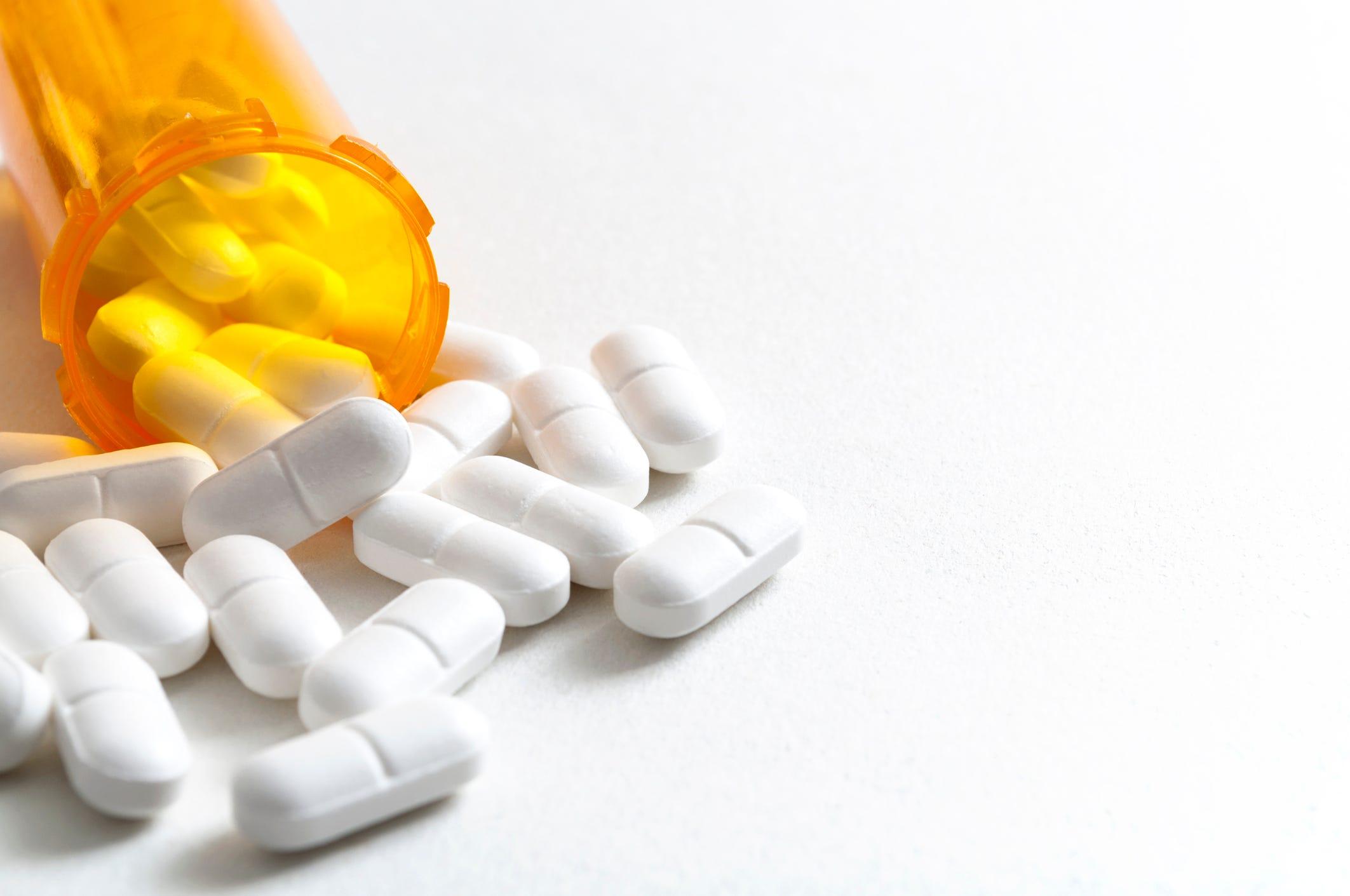 Prescription Drugs That Cause Depression