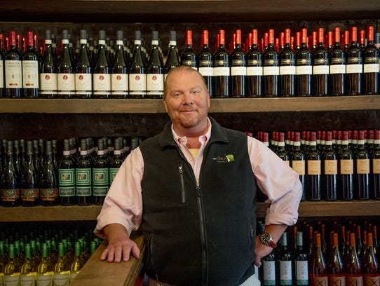 Mario Batali's restaurant group, B&B Hospitality Group,