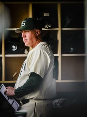 MSU baseball coach Jake Boss says this MSU team isn't as talented offensively as the 2011 Big Ten championship squad, but is deeper and better on the mound.