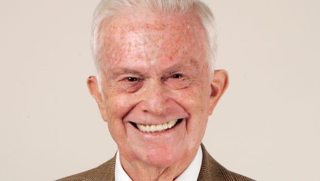 Morris R. Beschloss, Desert Sun columnist.