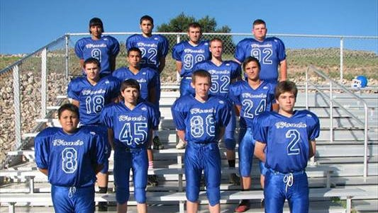 The Hondo Eagles are set to host the 6-man football championship today at 6 p.m. in Hondo.