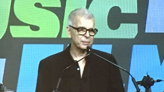 Tony Visconti delivered a cautionary tale about the future of the music industry Thursday at the South By Southwest Festival.