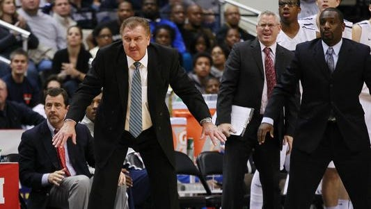 Blaine Taylor coached Old Dominion to four NCAA Tournament berths over 12 seasons.