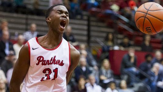 North Central's Kris Wilkes