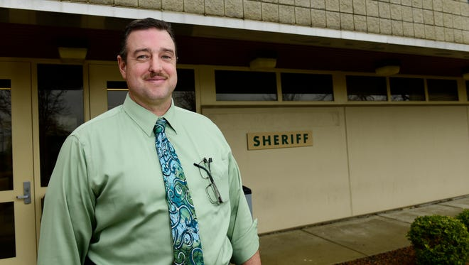"""Sandusky County Sheriff Major Nick Kotsopoulos said the new Special Response Team, set to launch in late 2018 or early 2019, will be more of """"a rescue/saving organization."""""""