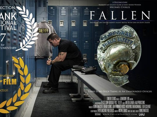 "Documentary, ""Fallen,"" screens Saturday in Visalia."