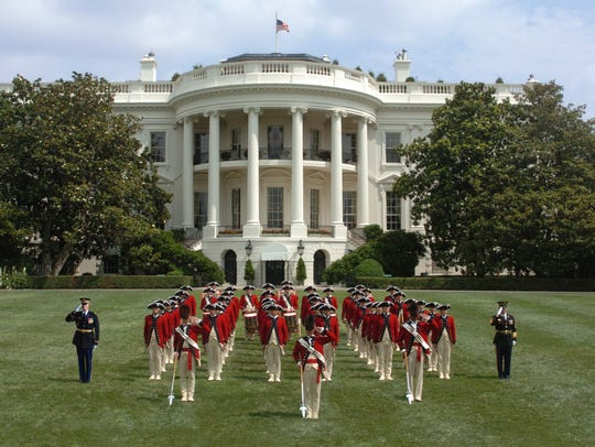 U.S. Army Old Guard Fife and Drum Corps