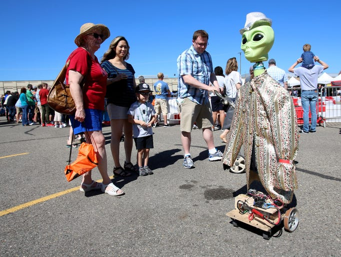 Maker Faire Takes Over Henry Ford Museum