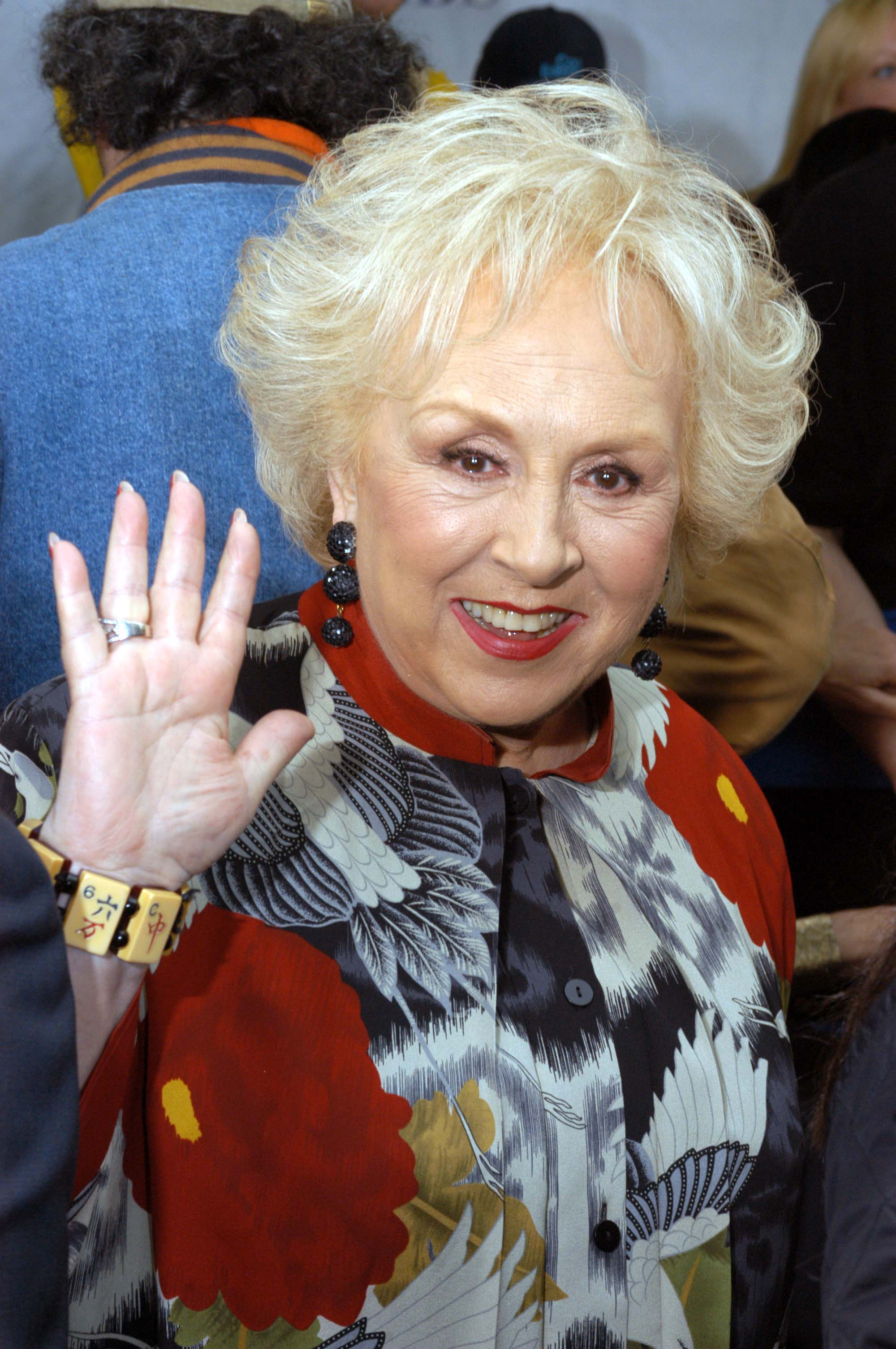 doris roberts death