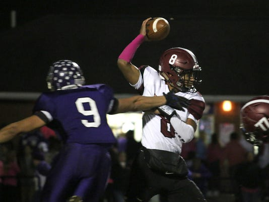 Pickerington Central v Newark football