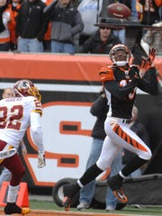 Late Bengals receiver Chris Henry fit an ideal frame