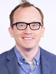 Comic Chris Gethard  will be taping an installment