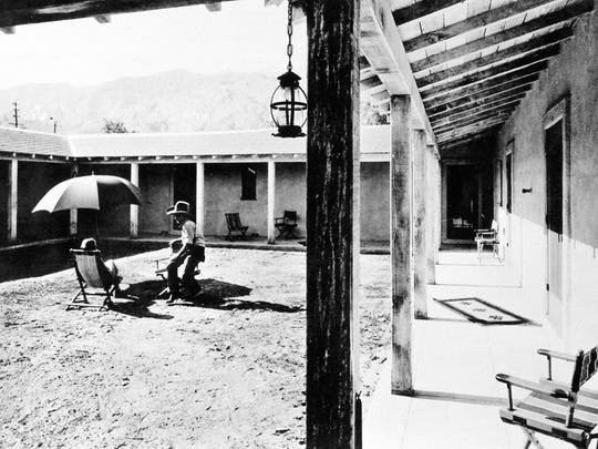 Deep Well Ranch, circa 1935.