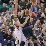 Rudy Gobert has 18 points, 13 rebounds, Jazz top Suns