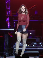 Maren Morris opens for Keith Urban on Nov. 11, 2016,