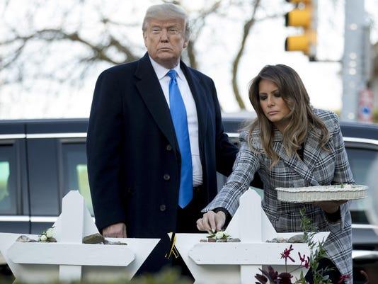 Donald Trump,Melania Trump