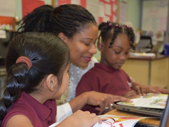 Bridgeton Public School primary students receive assistance