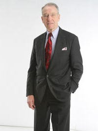 Republican U.S. Sen. Chuck Grassley