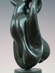 Fluid Motion by Joel Shapses.