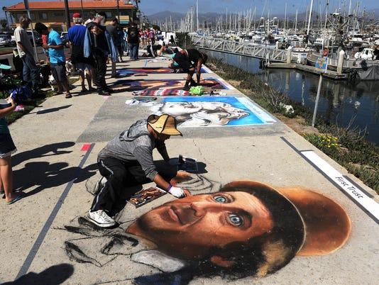 Ventura Street Painting Coverage 1