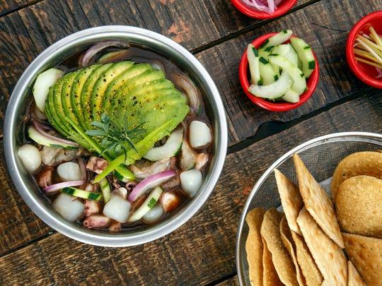 La rápida elaboración del aguachile hace que se vuelva uno de los platillos favoritos en Cuaresma.