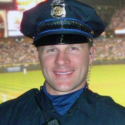 Officer John Adsit.