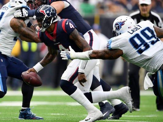 NAS - Titans vs Texans
