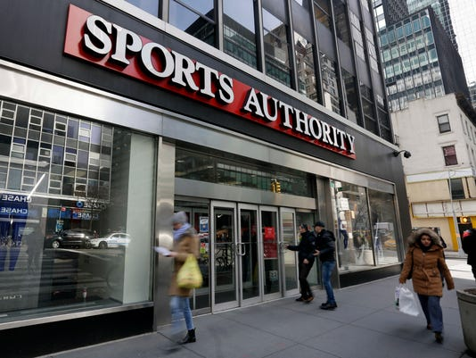 AP SPORTS AUTHORITY BANKRUPTCY F A USA NY