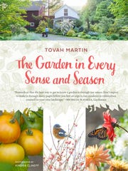 Slow down and enjoy the gardening process, the author of this book advises.