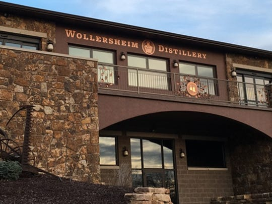 Wollersheim Winery in Prairie du Sac.