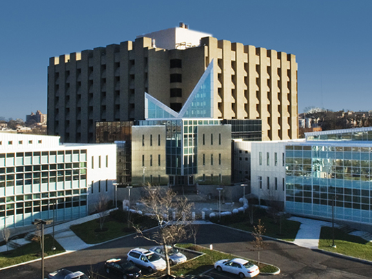 One of the projects designed by Elevar is the expansion of the EPA laboratory in Corryville.