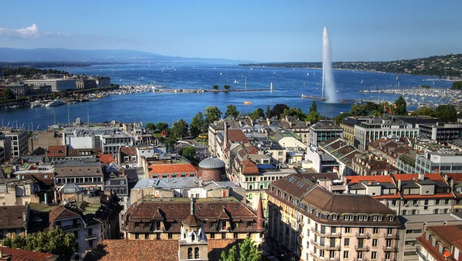 With its pristine mountain air, clear lakes and opulent palaces, Switzerland is as gorgeous as it is expensive.