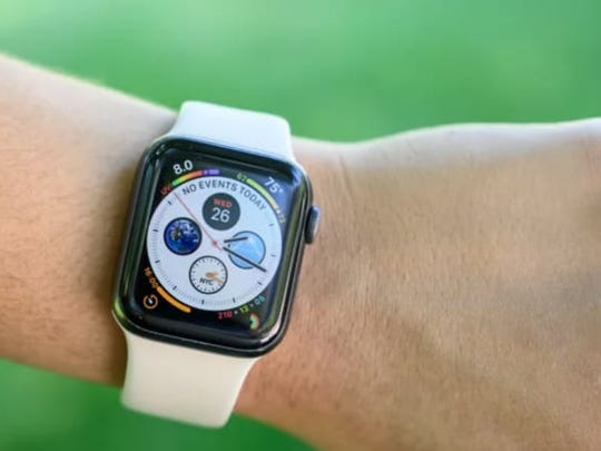 Syncing the Apple Watch with your iPhone is super simple.