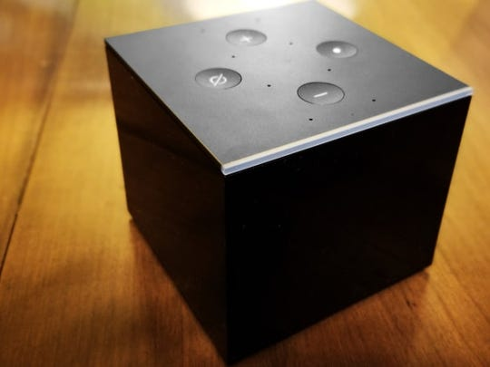 Meet the second generation Amazon Fire TV Cube.