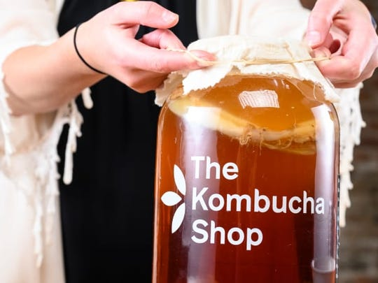 Brewing your own kombucha is easier than you think.