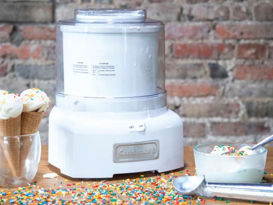 The Cuisinart ICE-21PK blew us away by preparing frozen treats with ease and speed.