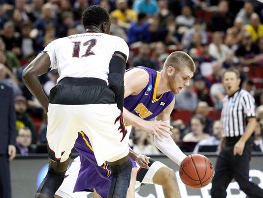 NCAA Basketball: NCAA Tournament-3rd Round-Louisville vs Northern Iowa