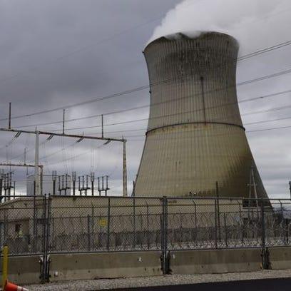 Davis-Besse Nuclear Power Station provides hundreds
