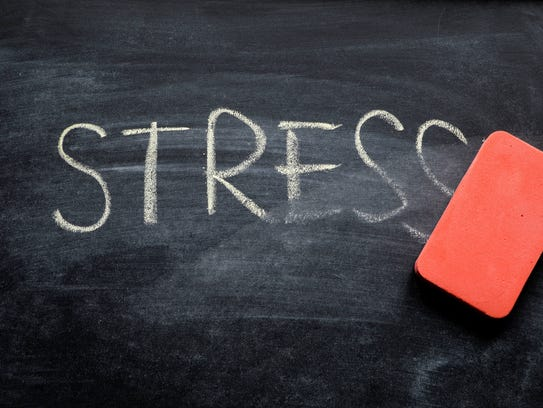 Stress can cause damage to a body.