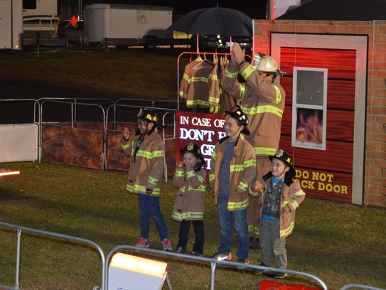 The Firefighter Training Show is one of the most popular